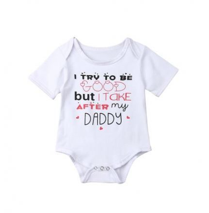 White Born to Play for Fulham for Football Soccer Fans Baby Vests Bodysuits