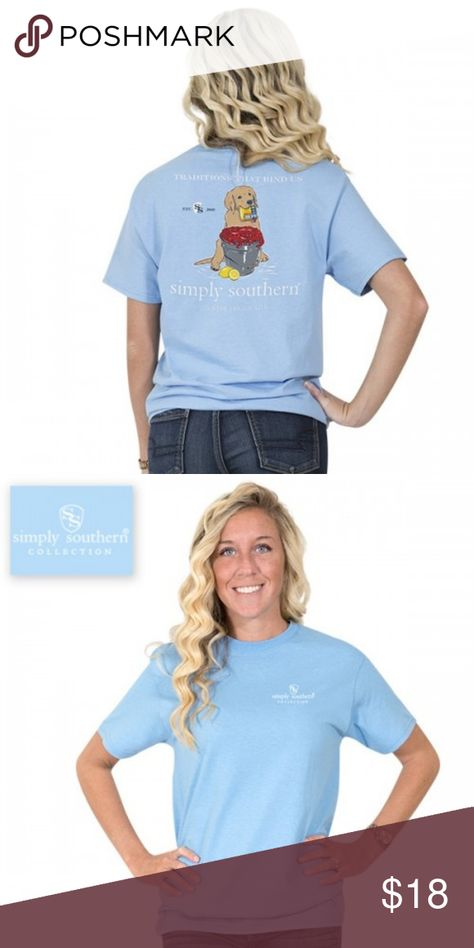 Simply Southern Golden Retriever Traditions Shirt Boutique
