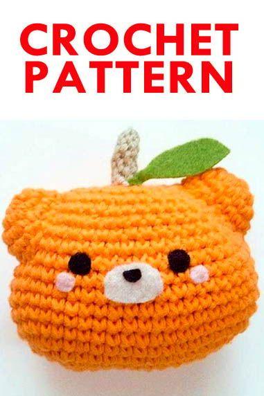 Halloween Crochet Pumpkin Amigurumi - Top Pick For 2017   572x381