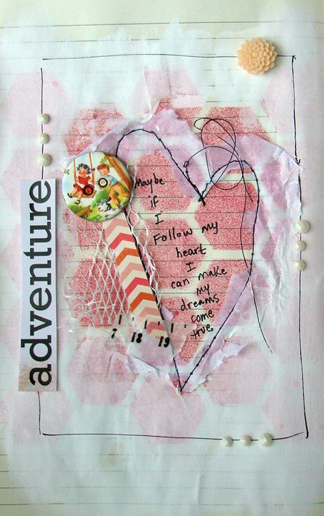 ` scrapping as I go: Sodalicious journal page!