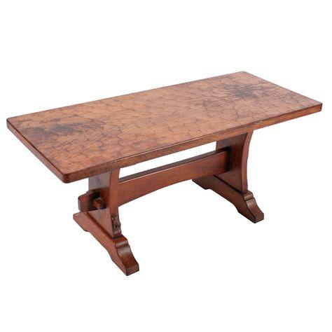 don foxman craven coffee table antique tables table oak table rh pinterest com