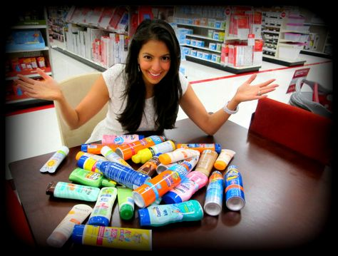 The Ingredients in Sunscreen Destroying Your Health on http://foodbabe.com