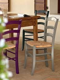 Sedie Da Esterno Colorate.Sedie Impagliate Colorate Sedia Impagliata Vecchie Sedie In