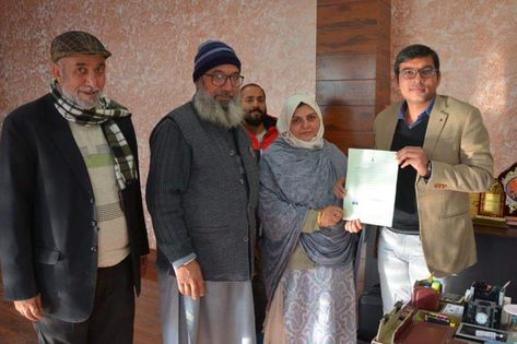 Centre grants citizenship to Pakistani woman in J&K