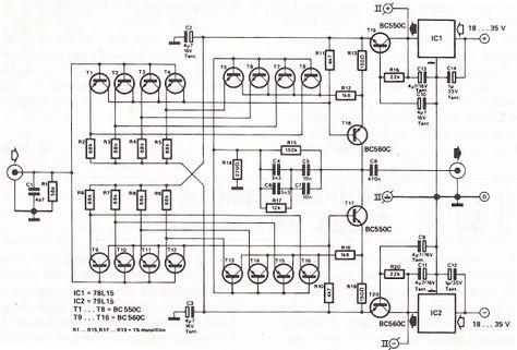Super Low Noise Preamplificator Phono Super Low Noise Phono