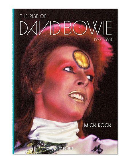 Taschen The Rise Of David Bowie 1972 1973 Book By Mick Rock In 2020 David Bowie Bowie Ziggy Stardust