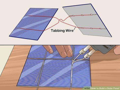 How To Build A Solar Panel Homemade Solar Panels Solar Panels Solar Energy