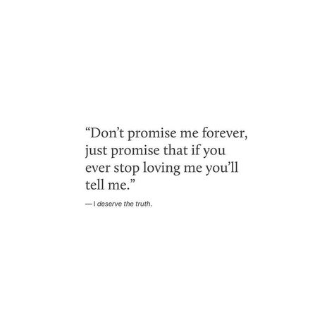 If You Ever Stop Loving Me