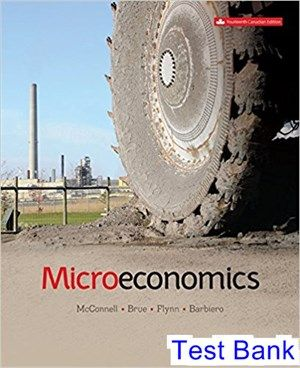 Mcconnell Brue Economics 15th Edition Key Question Answers
