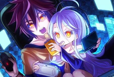 Download Vertical No Game No Life Wallpaper Retina High Quality Hd Wallpaper In 2k 4k 5k 8k 10k Resolution For Yo Juego De La Vida Arte De Anime Fondo De Anime
