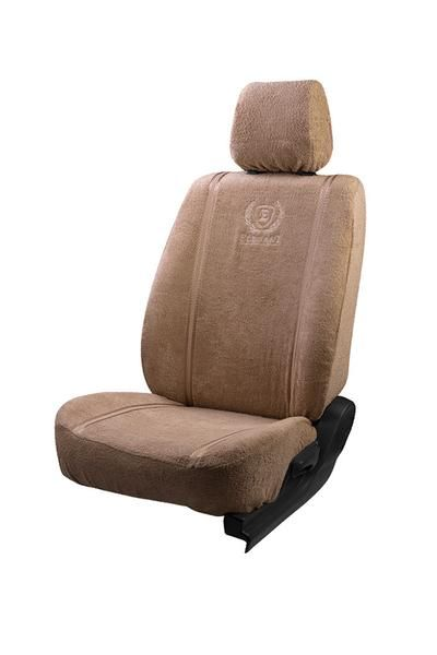 Durafit Covers Fd13 Brown Twill 2004 2008 Ford F150 Double Cab Exact Fit Seat Covers Front 40 20 40 Sp Golf Cart Seat Covers Jeep Seat Covers Truck Seat Covers