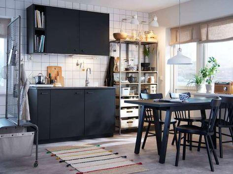 Cucine Nere Di Design 30 Modelli Che Vi Conquisteranno Cucina