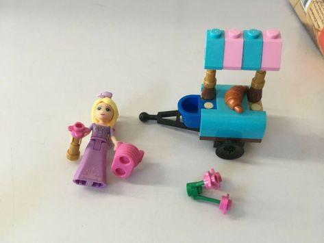 LEGO 30116 Disney Princess Mini Figure Rapunzel at the Market NEW