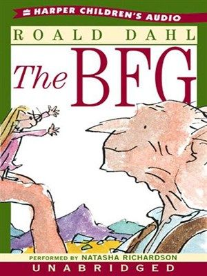 Stephen Spielberg is set to direct a live-action movie based on Roald Dahl's 1982 picture book, The BFG, (Macmillan/FSG YR), about a girl named Sophie who is captured by  a big friendly giant (presciently, Dahl came up with the shorthand title years before social media). Filming is expected to begin in early 2015, with release planned in 2016.  Audio only at www.ebtpl.org