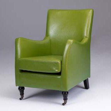 Enjoyable Accent Chair Yellow Bonded Leather Sofa Seriena Machost Co Dining Chair Design Ideas Machostcouk
