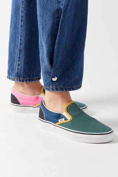 Vans Varsity Colorblock Slip-On Sneaker