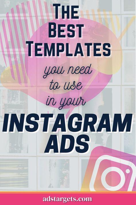 Top Instagram Ad Templates