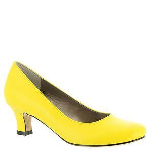 ARRAY FLATTER (Women's)   Shoes, Yellow