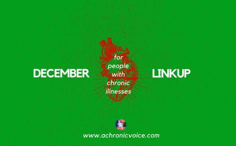 spoonie December 2017 Linkup Party for...