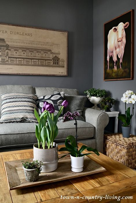Modern Country Home Tour Spring 2019 Country House Decor