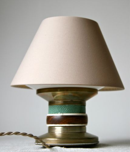 Table Lamp By Andre Groult 1930s Table Lamp Lamp Traditional Lamps
