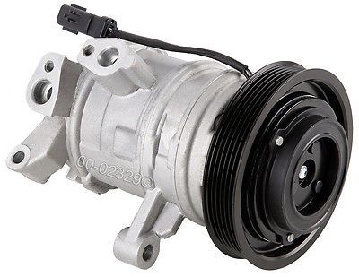 cool New AC AC Compressor w Clutch Dodge Durango Jeep Commander Grand Cherokee - For Sale