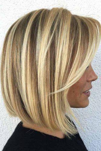 Pin On Hair Cut Blonde