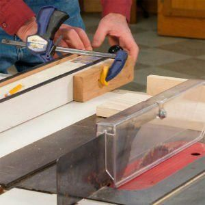 Setting Up Shop Stationary Power Tools Table Saw Diy Table Saw Table Saw Fence