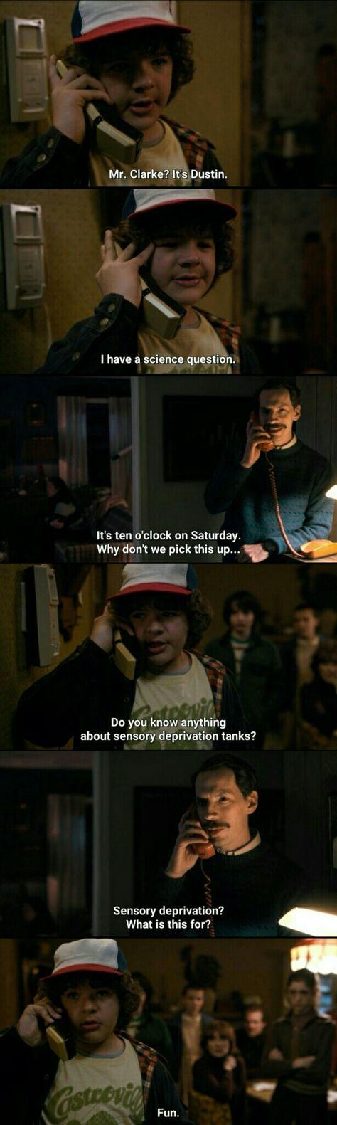 Stranger Things - S01E07
