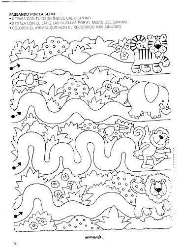 10 Visual Motor Ideas Preschool Worksheets Preschool Activities Visual Perception Activities