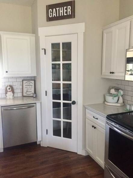 49 Ideas Kitchen Layout Corner Pantry With Images Pantry Layout Kitchen Designs Layout Kitchen Pantry Cabinet Freestanding,Things You Need For A Housewarming Party