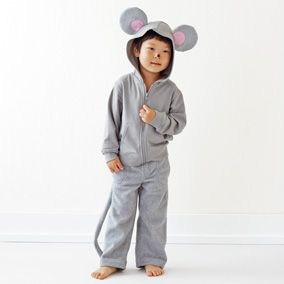 Cute and oh so easy homemade halloween costumes for kids mouse cute and oh so easy homemade halloween costumes for kids mouse costume home made halloween and glue guns solutioingenieria Choice Image
