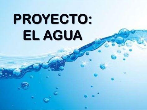 Pin En Proyecto Del Agua