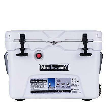 Nice 20 Qt Cooler White Review Cooler Meadowcraft Nice