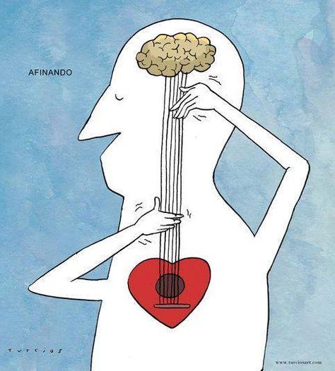 Afinant cervell i cor
