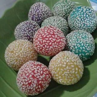 Cara Membuat Kue Keciput Rainbow Renyah Gurih Resep Kue Resep Kue