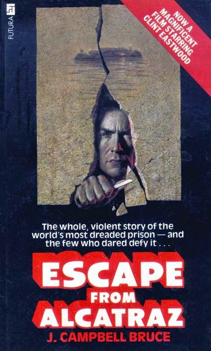 The Clint Eastwood Archive Escape From Alcatraz 1979