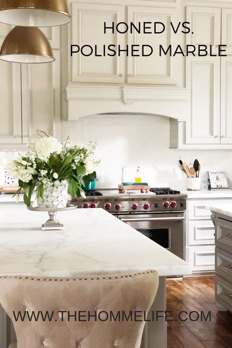 Marble Countertop Care, Marble Countertops, Honed Vs. Polished Marble,  Polished Vs. Honed Marble, Marble Countertop Basics, Caring For Marble  Countertops, ...