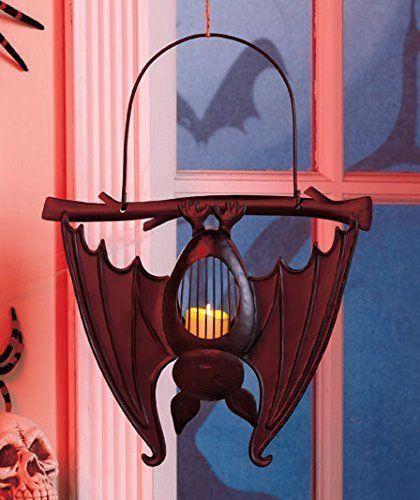 Bat Shaped Metal Hanging Lanterns Bats Hanging Lanterns