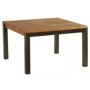 Table Carree 140×140 Extensible