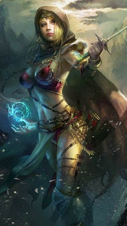 Fantasy Art Female Assassin Armors 70 Ideas In 2020 Fantasy Art Women Digital Art Girl Digital Art Fantasy