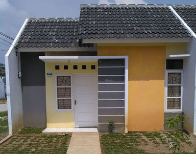 desain interior rumah subsidi type 36 - desain minimalis