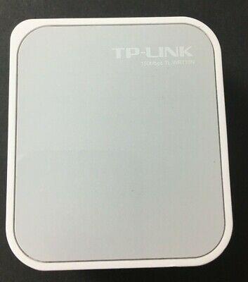 Tp Link Tl Wr710n Pocket Router Ap Tv Adapter Repeater Wan Lan Port Lan Port In 2020 Tp Link Router Adapter