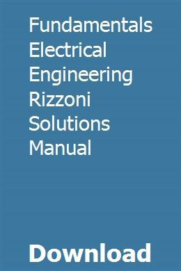 Pdf) chapter 2: fundamentals of electrical circuits – instructor.