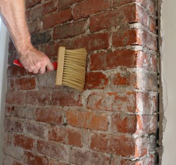 How To Remove Plaster From A Brick Chimney Ehow Exposed Brick Brick Chimney Exposed Brick Walls
