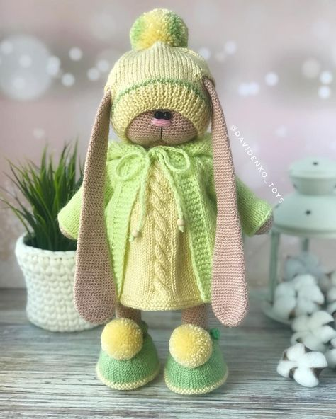 20 Free Amigurumi Patterns to Melt Your Heart | 592x474