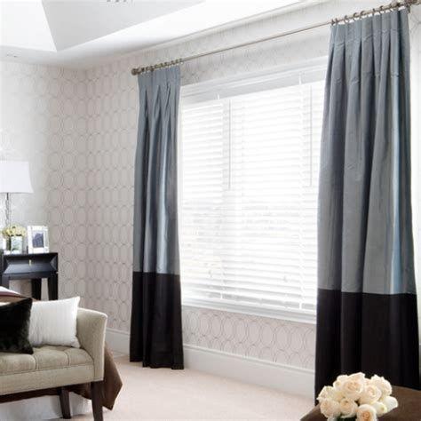 Living Room Curtains For Big Windows Big Window Curtains Curtains Living Room Color Block Curtains