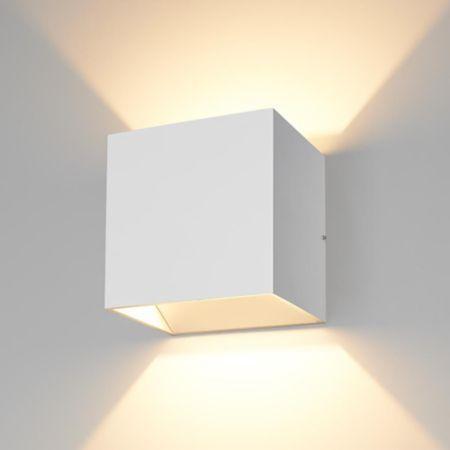 Bruck Lighting Qb Led Wall Sconce Ylighting Com Led Wall Sconce Wall Lights Modern Sconces