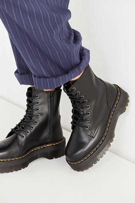 Dr. Martens Jadon Platform 8 Eye Boot | fw17 in 2019 | Boots