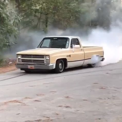 Chevy Square Body Truck